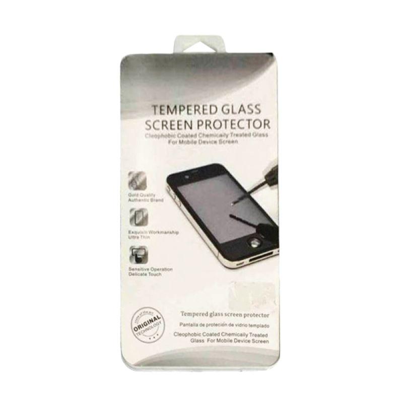 QCF Tempered Glass Screen Protector for Samsung Tablet T800 TAB S Ukuran 10 Inch Anti Gores Kaca / Temper Kaca - Clear