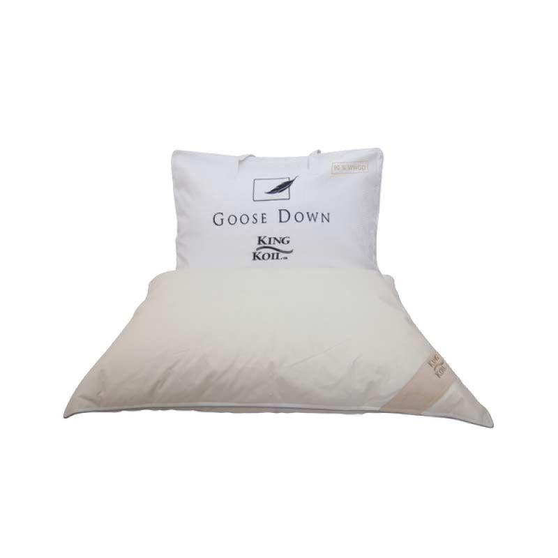 King Koil Goose Down Pillow 90%