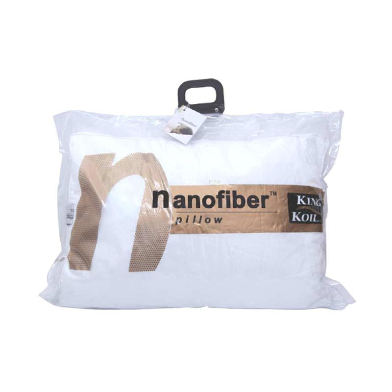 King Koil Nanofiber Pillow Firm