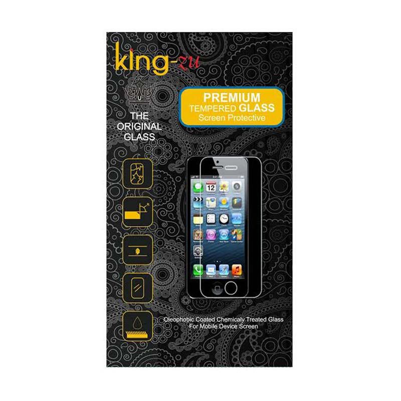 King-Zu Tempered Glass Samsung Galaxy A7 /2016  - Premium Tempered Glass - Anti Gores - Screen Protector
