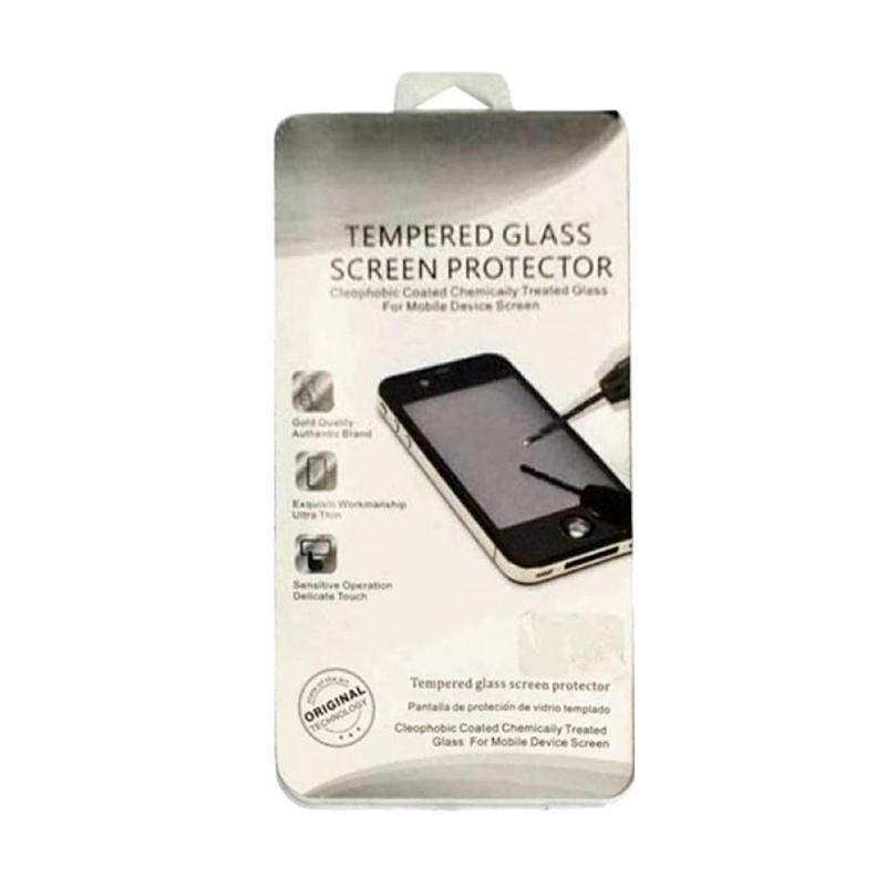 Jual QCF Tempered Glass Xiaomi Redmi Note 2 Anti Gores Kaca / Temper Kaca - Clear