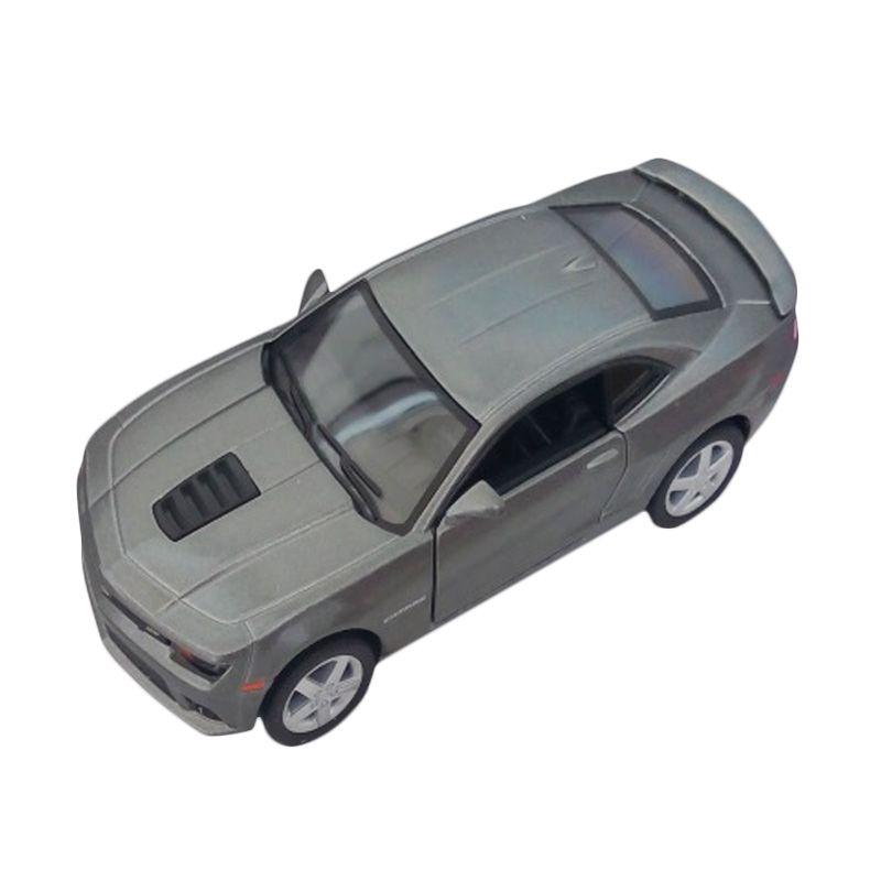 Kinsmart Chevrolet Camaro 2014 Grey Diescat [1 : 36]