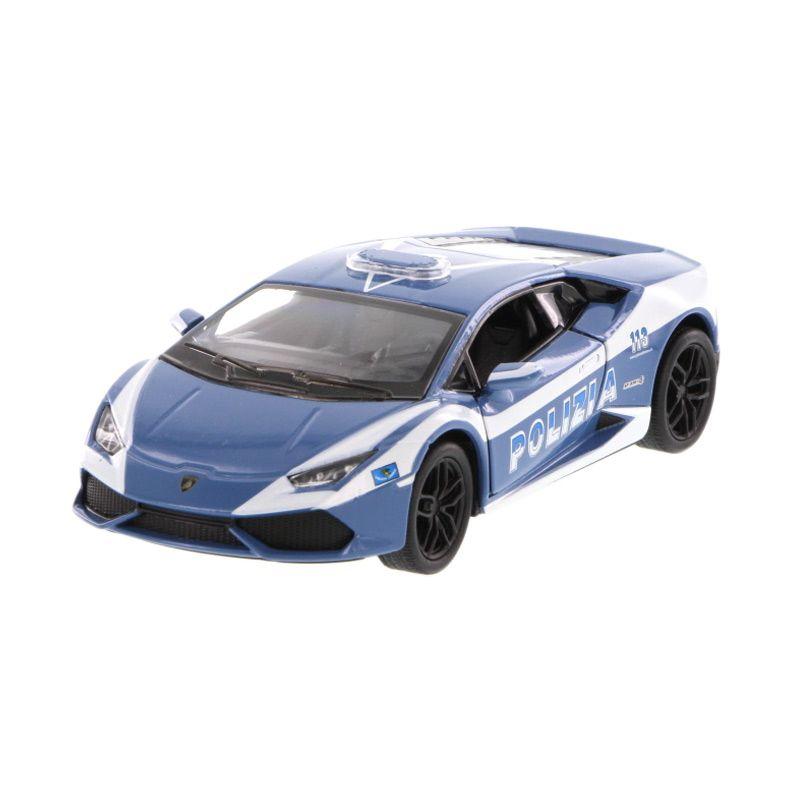Kinsmart LP610-4 Lamborghini Huracan Police [1:36]