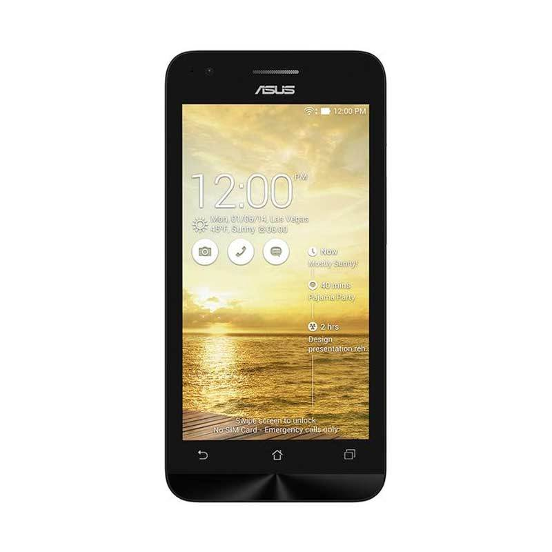 Asus Zenfone C ZC451CG Gold Smartphone [RAM 1 GB/Garansi Resmi Asus]