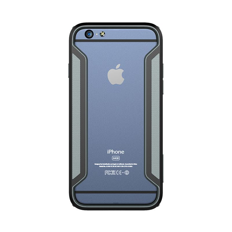 Nillkin Armor Border Series Black Casing for iPhone 6