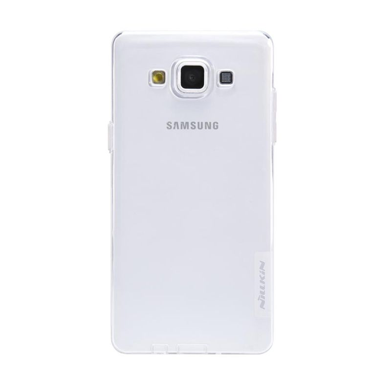 Nillkin Nature White Transparan Casing For Samsung Galaxy A5