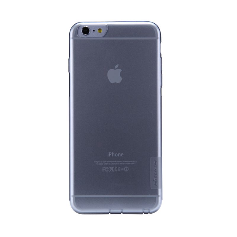 Nillkin Nature Grey Transparan Casing for iPhone 6 Plus