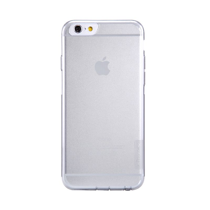 Nillkin Nature Grey Transparan Casing for iPhone 6