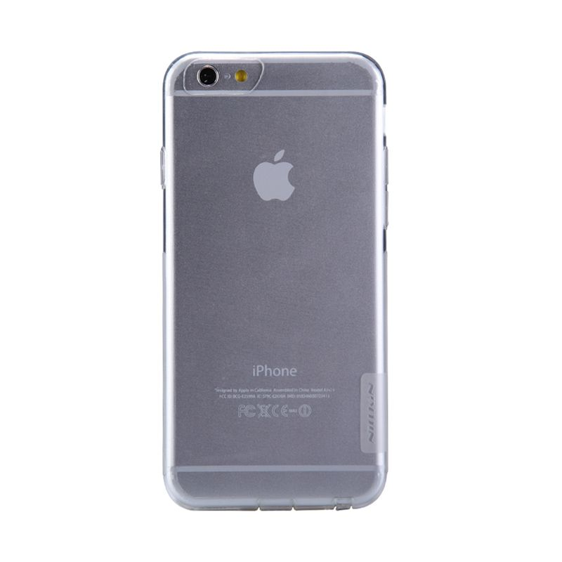 Nillkin Nature White Transparan Casing for iPhone 6