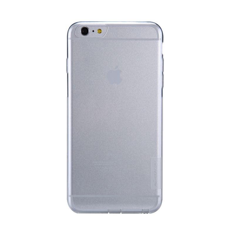 Nillkin Nature White Transparan Casing for iPhone 6 Plus