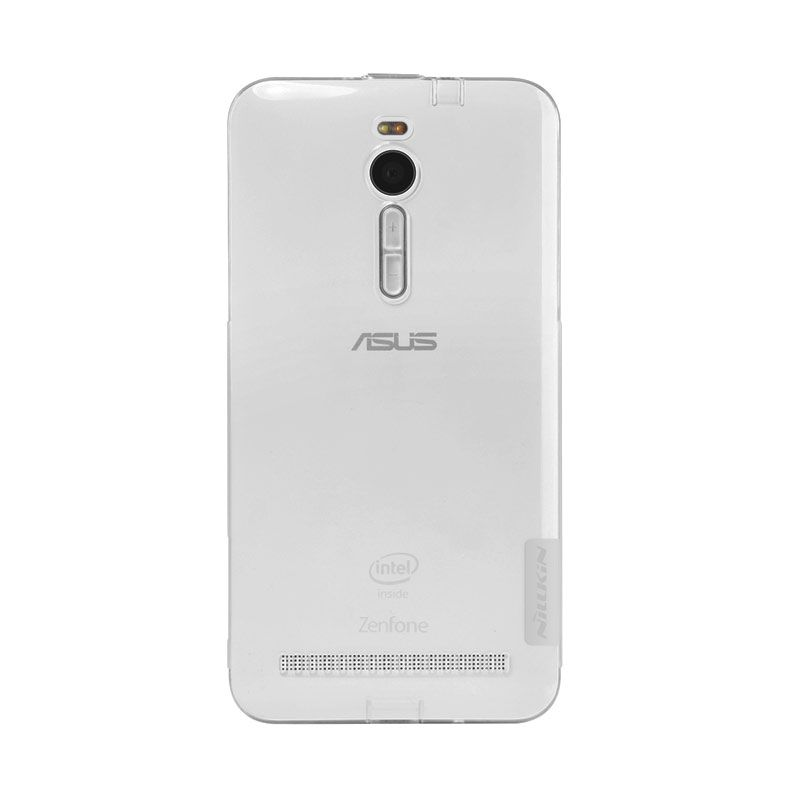 Nillkin Nature TPU WHite Casing for Zenfone 2 ZE550ML or ZE551ML [5.5 inch]