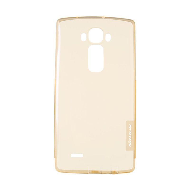 Nillkin Original Nature TPU Brown Transparan Soft Casing for LG G Flex 2
