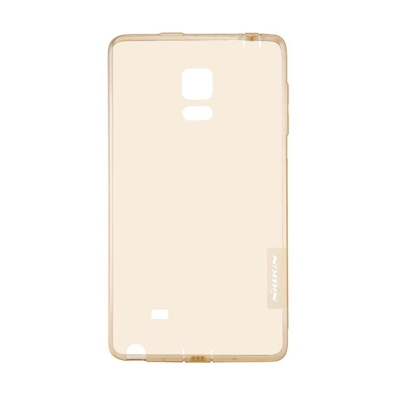 Nillkin Original Nature TPU Brown Transparan Soft Casing for Samsung Galaxy Note Edge