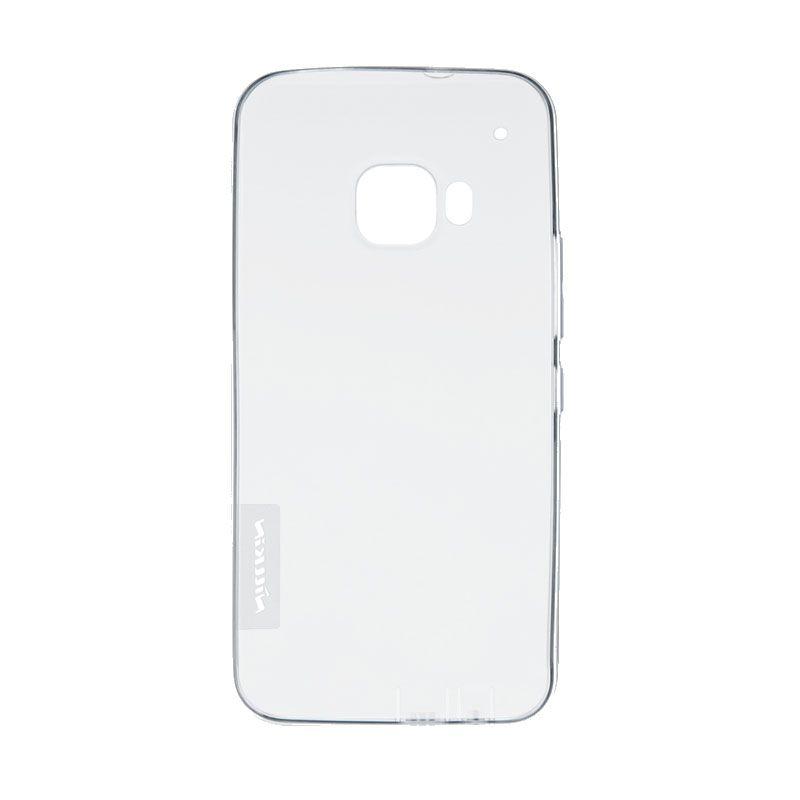 Nillkin Original Nature TPU Grey Transparan Softcase Casing for HTC ONE M9