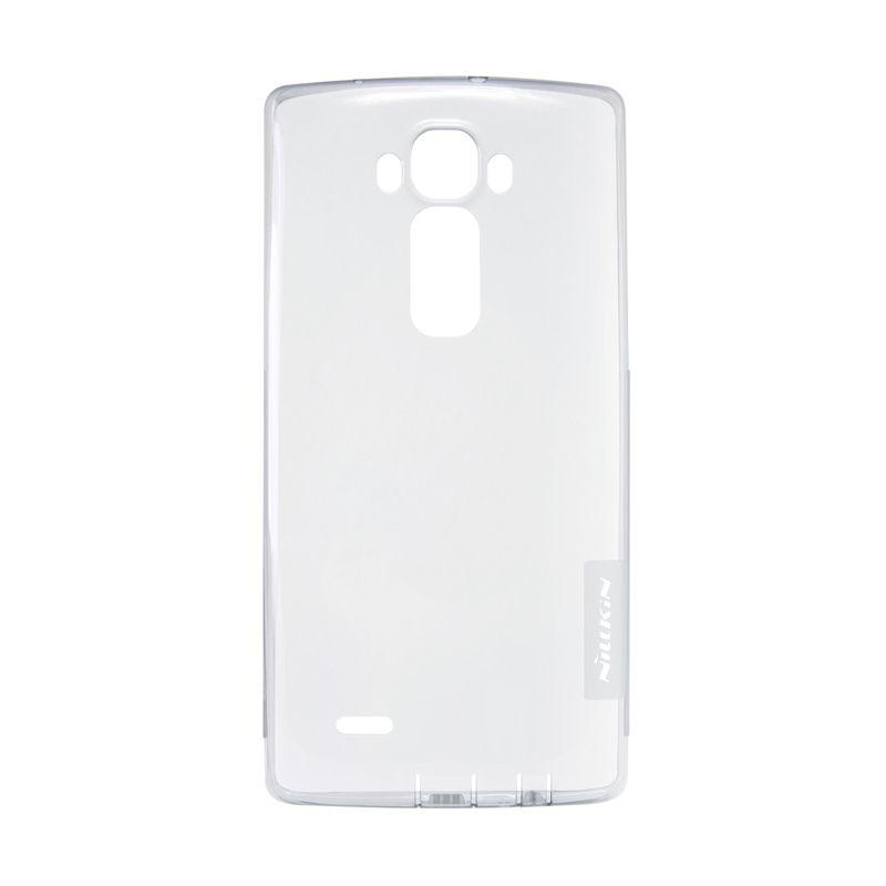 Nillkin Original Nature TPU Grey Transparan Soft Casing for LG G Flex 2