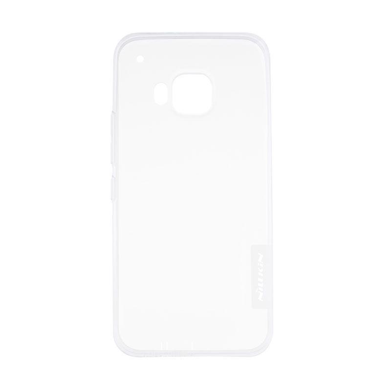 Nillkin Original Nature TPU White Transparan Softcase Casing for HTC ONE M9