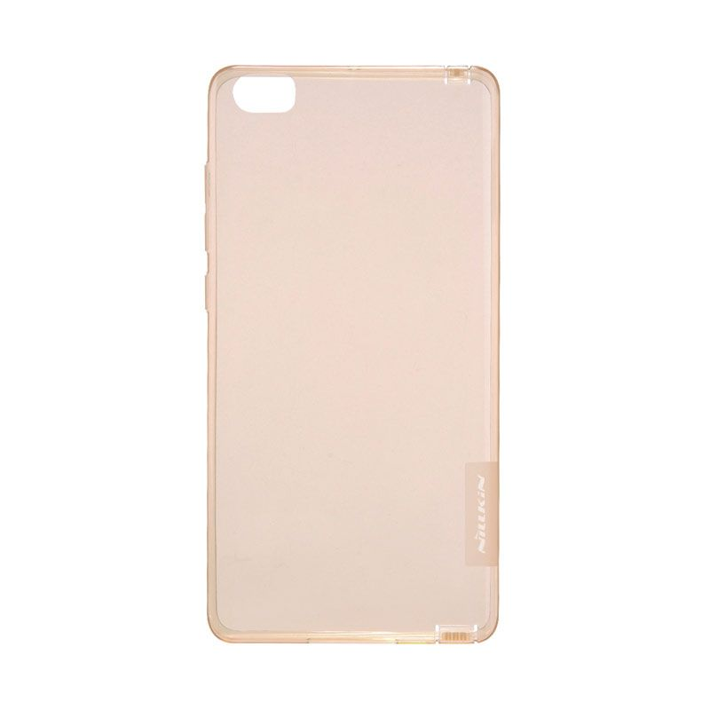 Nillkin TPU Brown Casing for Xiaomi Mi Note or Mi Note Pro Nature