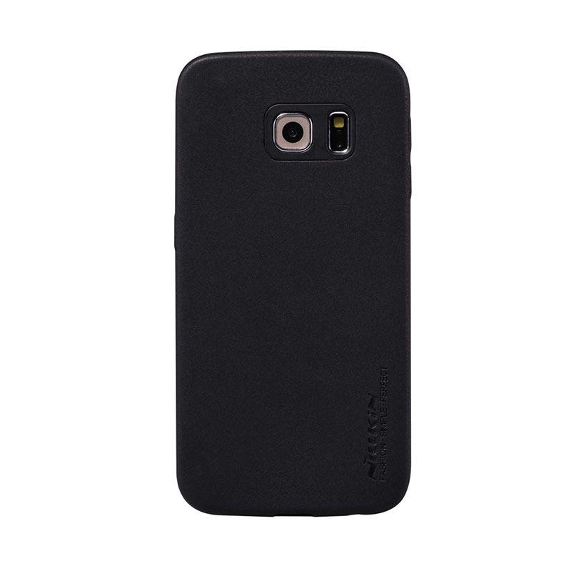 harga Nillkin Victoria Leather Hitam Casing for Galaxy S6 Edge Blibli.com