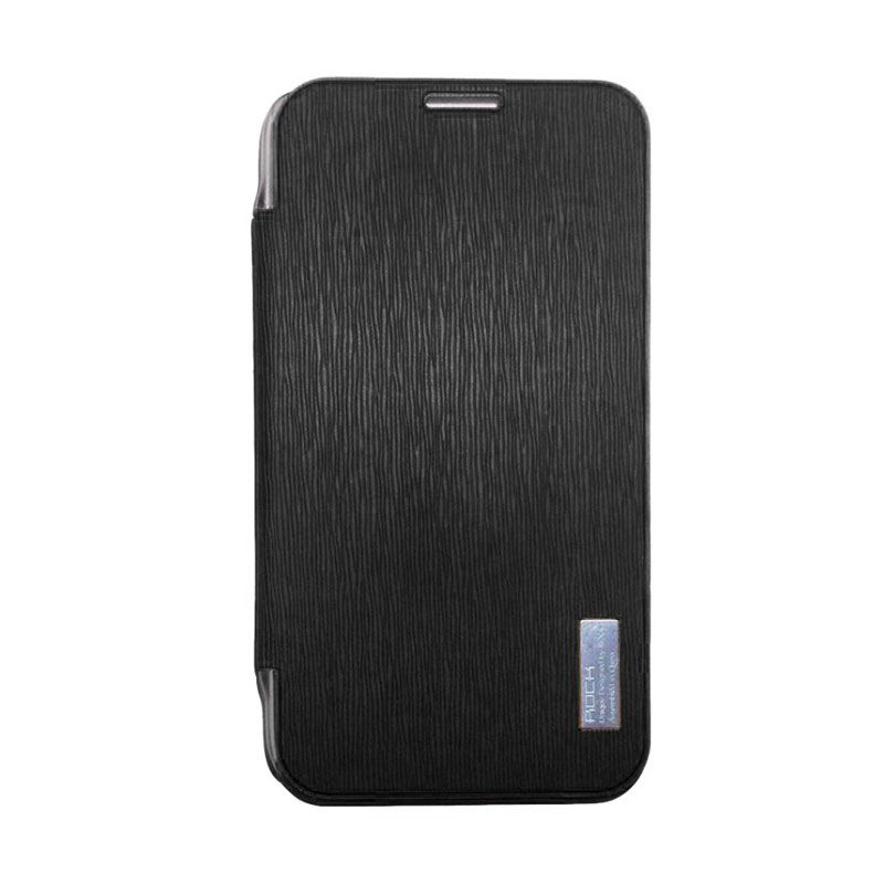 Rock Elegant Black Casing for Samsung Galaxy Note 3
