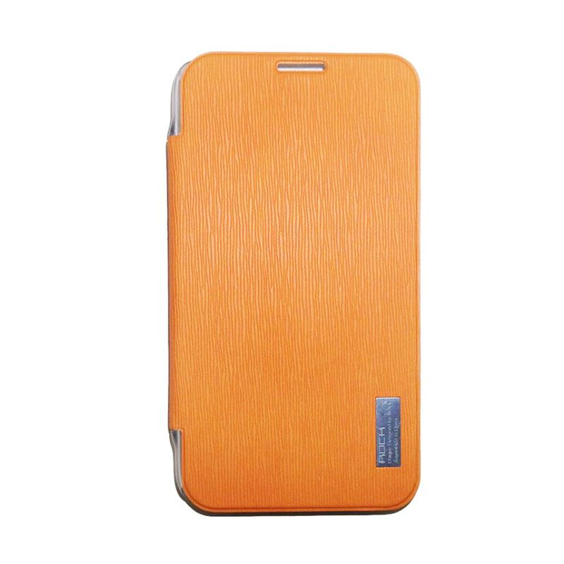 Rock Elegant Orange Casing for Samsung Galaxy Note 3