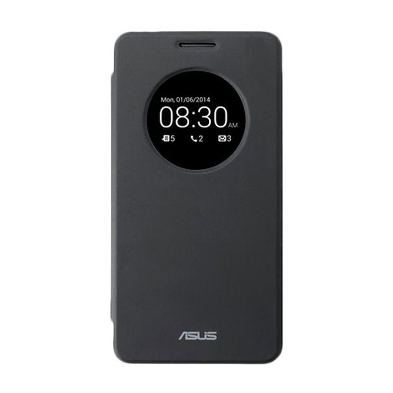 Asus Original View Hitam Casing for Zenfone 5