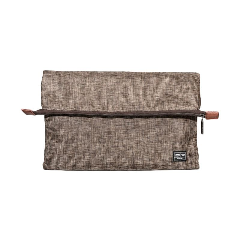harga AHHA Haley Metalic Bronze Universal Softcase Clutch for Laptop or Tablet [13 Inch] Blibli.com