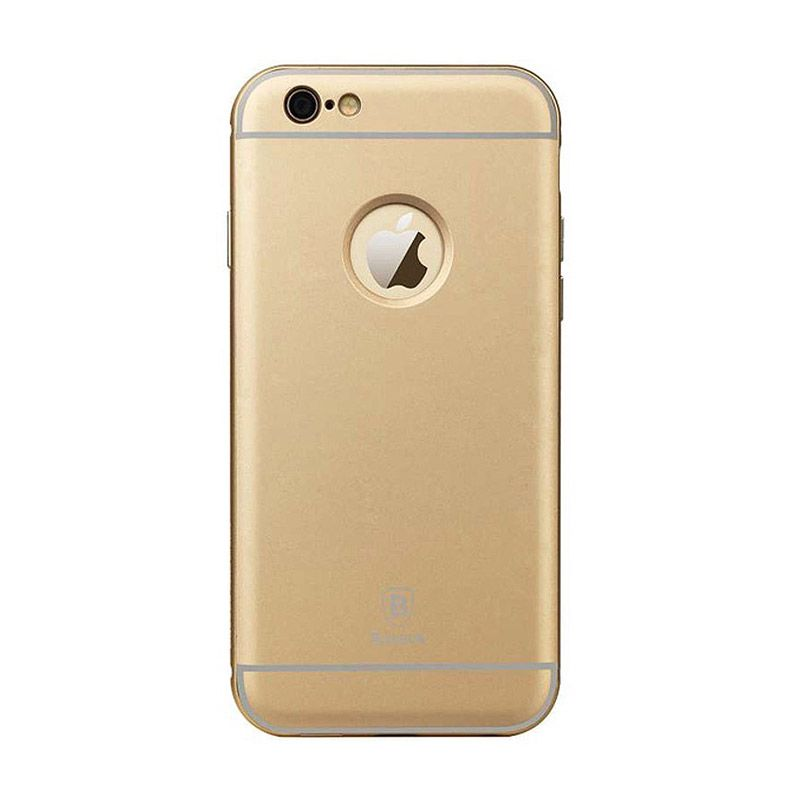 Baseus Fusion Classic Gold Hard Casing for iPhone 6