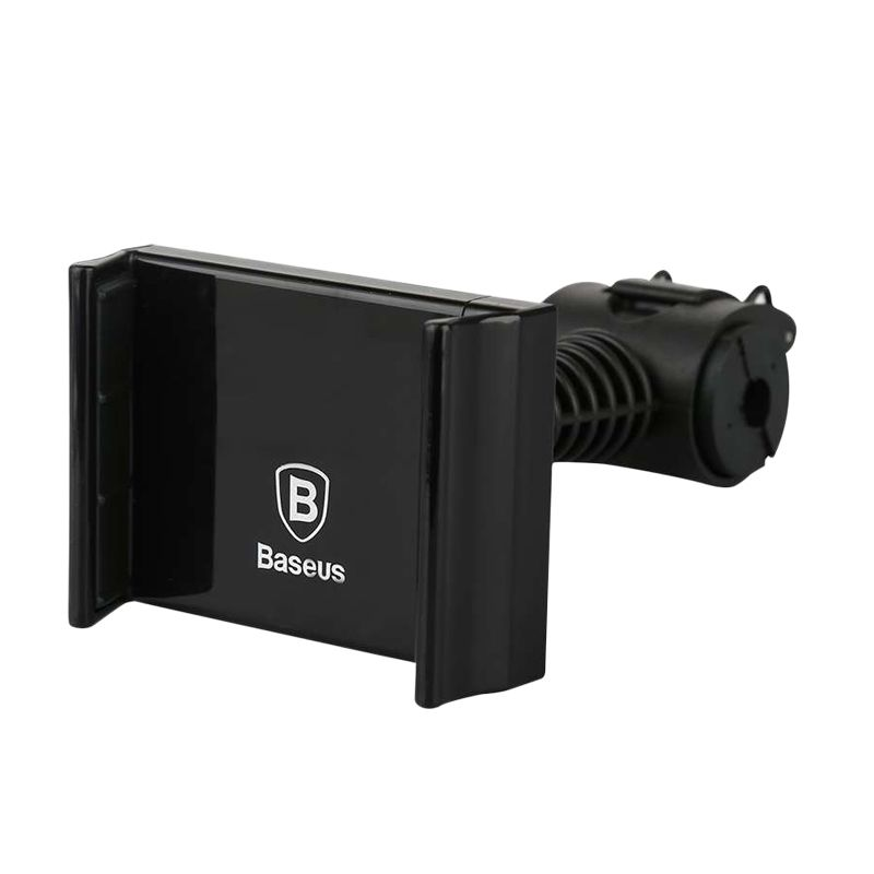 Baseus Happer Black Smartphone Car Holder [Backseat/4-6 Inch]