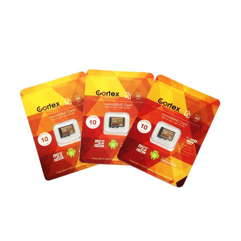 Cortex Class 10 Memory Card [64 GB]