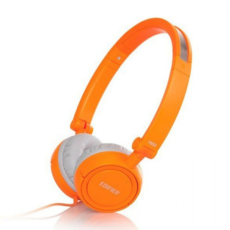 Edifier Original Foldable H650 Orange Headphone