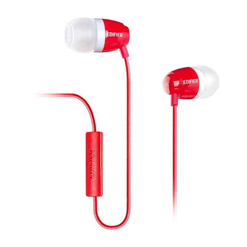 Edifier Original H210P Merah Headset