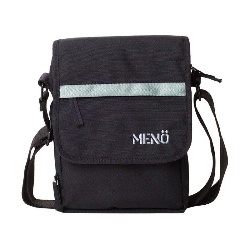 Meno Messenger Sempu MB004 Hitam Tas Selempang Pria [Original]