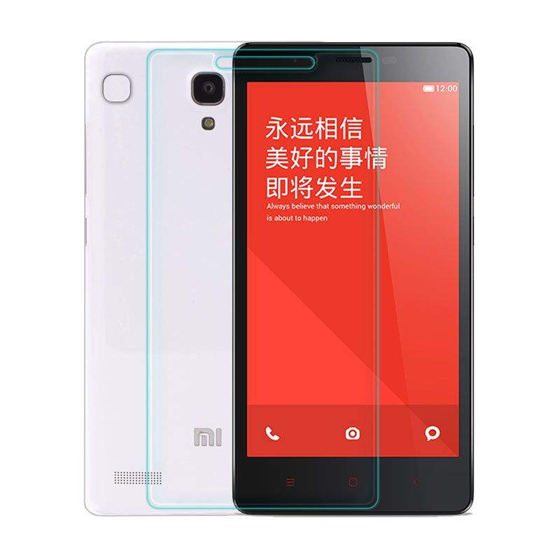Nillkin Amazing H Anti-Explosion Tempered Glass 9H for Xiaomi Redmi Note or Note 4G [0.3 mm]