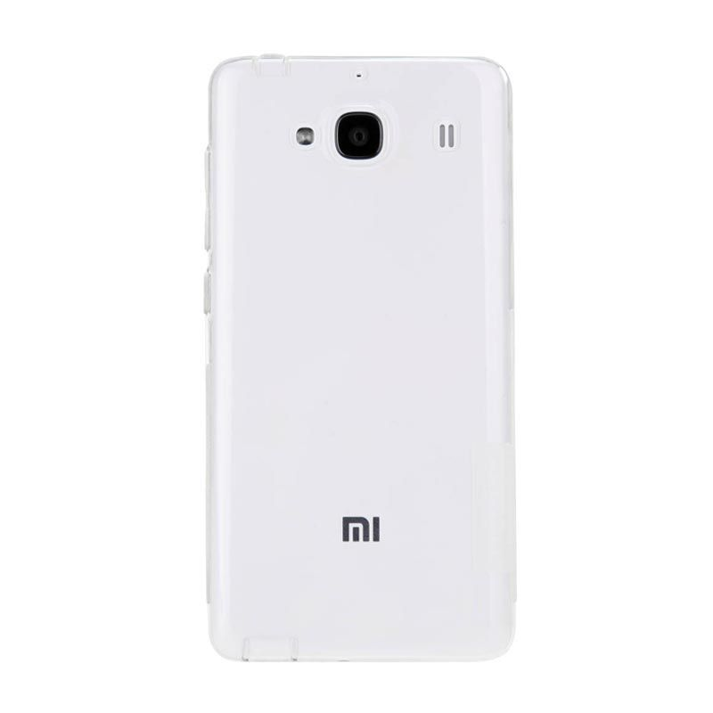 Nillkin Nature Putih Transparan Casing for Xiaomi Redmi 2