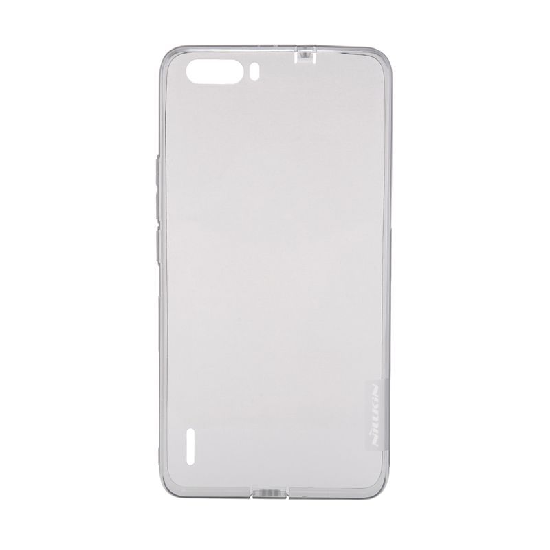 Nillkin Nature TPU Grey Transparan Casing for Huawei Honor 6 Plus