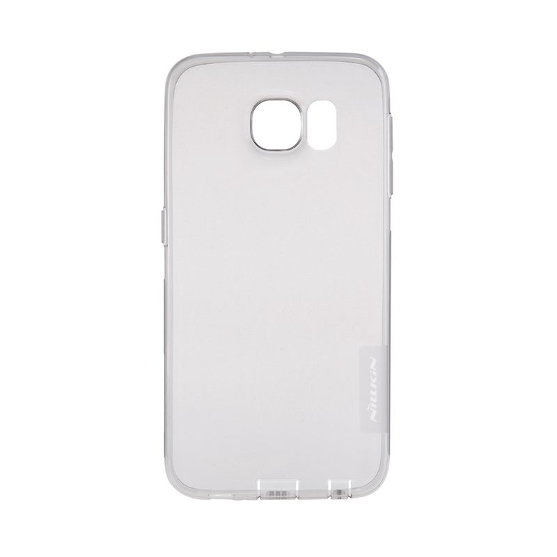 Nillkin Nature TPU Grey Transparan Casing for Samsung Galaxy S6