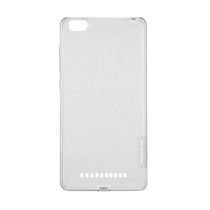 Nillkin Nature TPU Soft Case Grey Casing for Xiaomi Mi4i or Mi4i [Original]