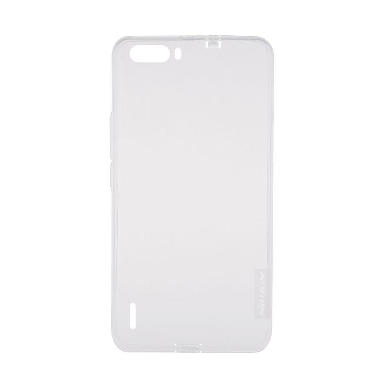 Nillkin Nature TPU White Transparan Casing for Huawei Honor 6 Plus