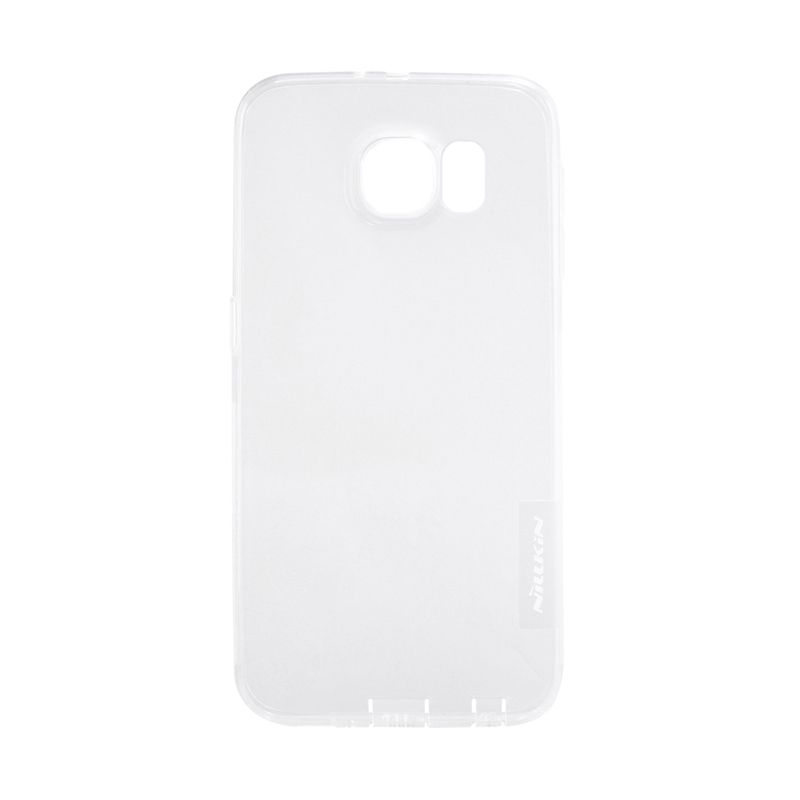 Nillkin Nature TPU White Transparan Casing for Samsung Galaxy S6