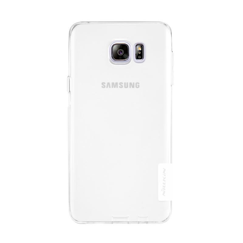 Nillkin Nature TPU White Transparan Soft Casing for Samsung Galaxy Note 5