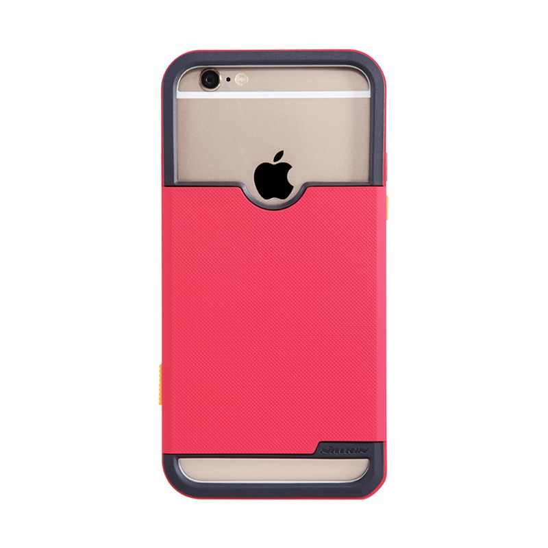 Nillkin Shield Show Photographic Red Casing for iPhone 6