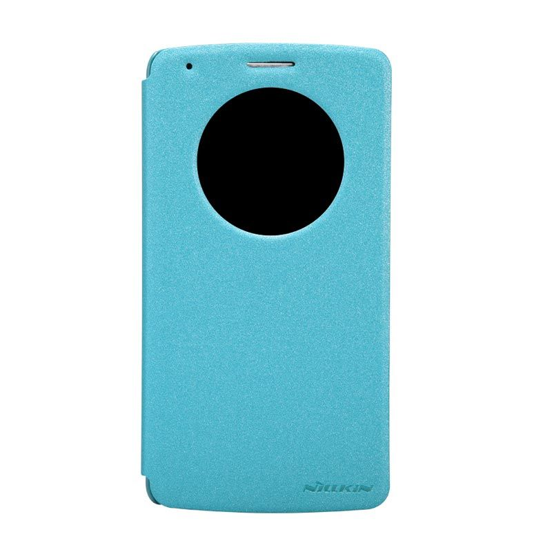 Nillkin Sparkle Biru Casing for LG G3