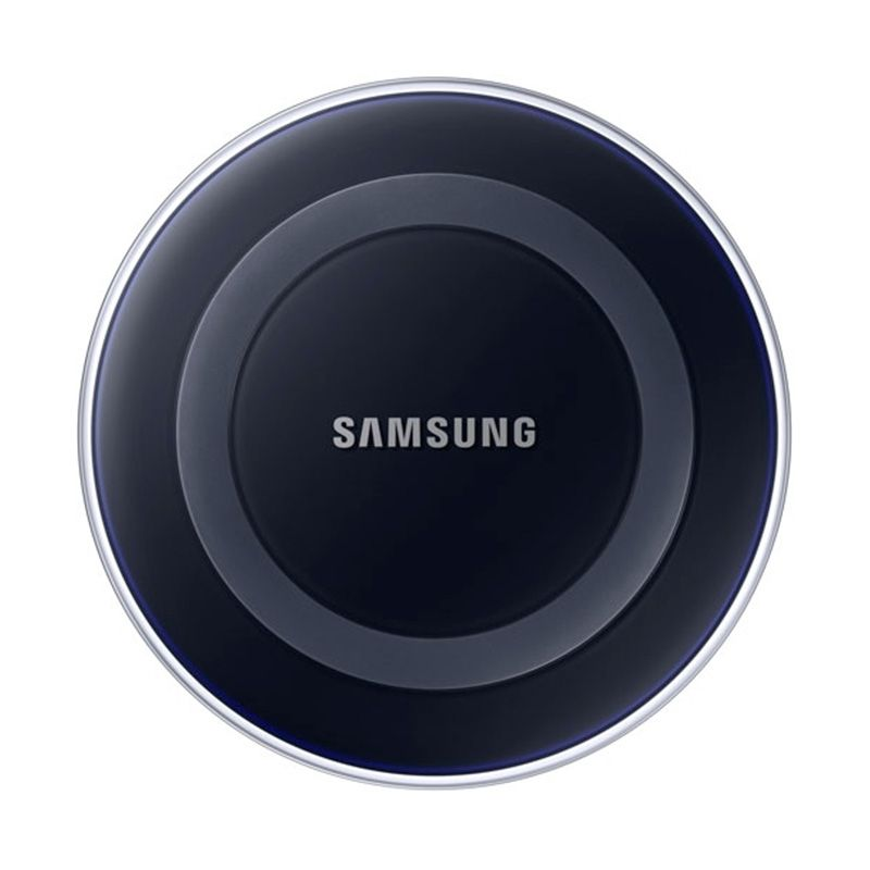 Samsung EP-PG920I Black Wireless Charging Pad for Galaxy S6 or S6 Edge [Original]