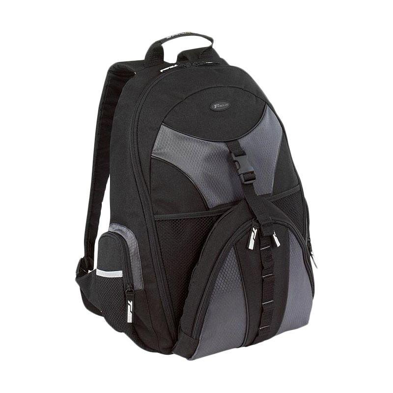Targus Backpack Sport Nylon TSB007AP Hitam Tas Laptop [15.4 Inch]