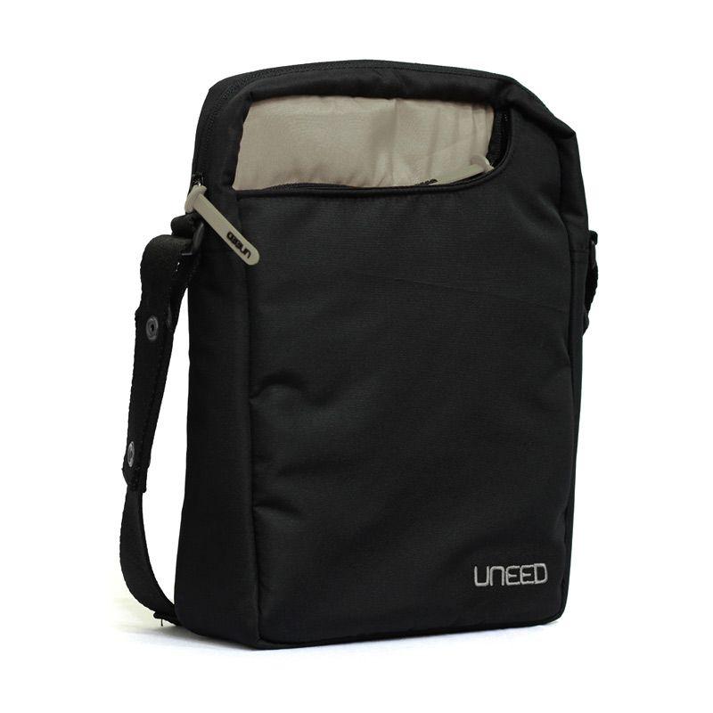 Uneed Combat5 Grey Messenger Bag