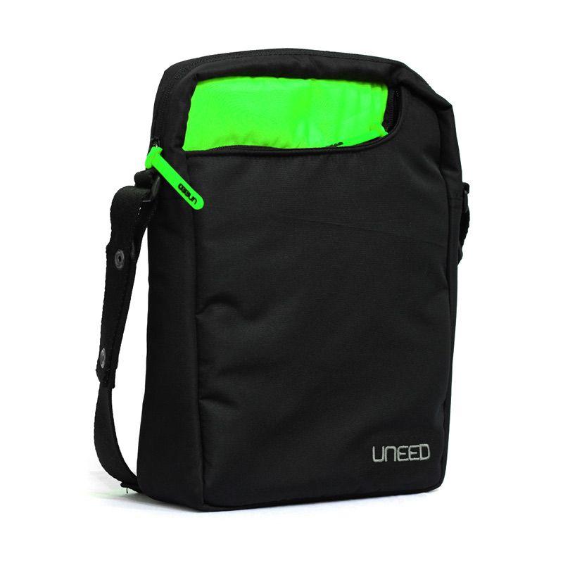 Uneed Combat5 Hijau Messenger Bag
