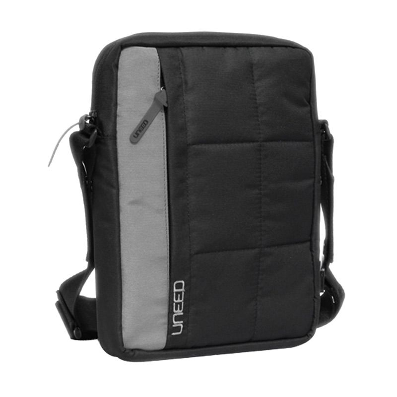 Uneed DutyDay Grey Messenger Bag