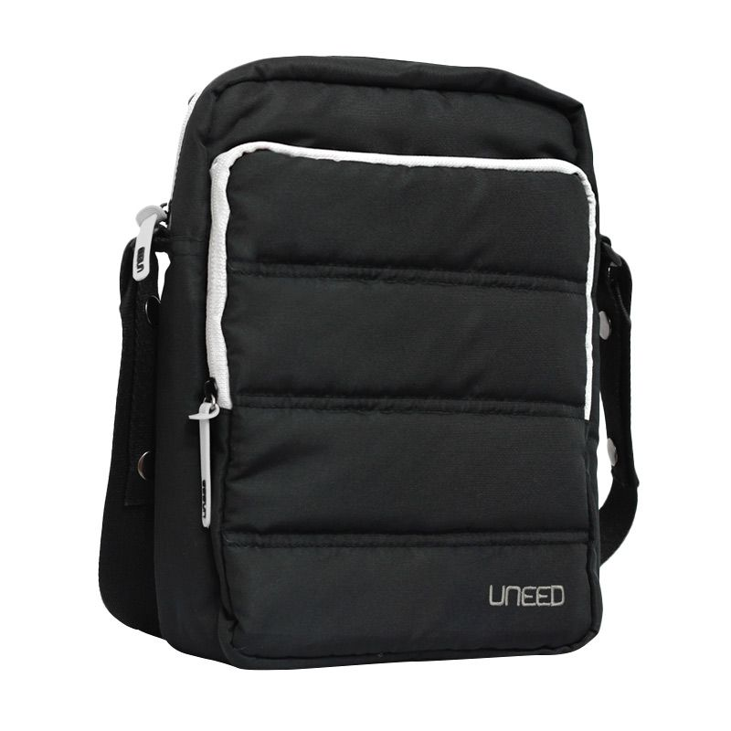 Uneed UB204 Delta6 Hitam Messenger Bag