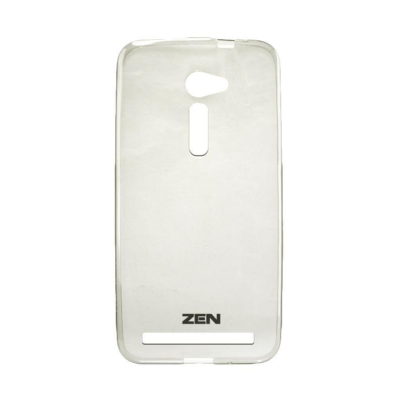 Zen TPU Ice Grey Soft Case Casing for Zenfone 2 ZE500CL
