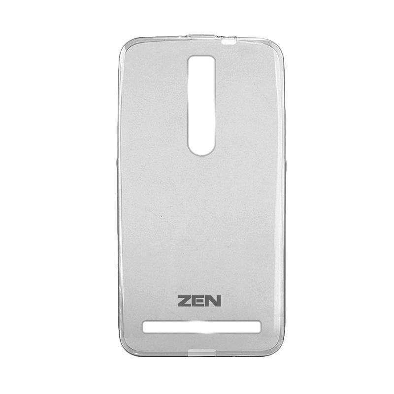 Zen TPU Ice Grey Soft Case Casing for Zenfone 2 ZE551ML or ZE550ML